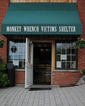 Victims shelter